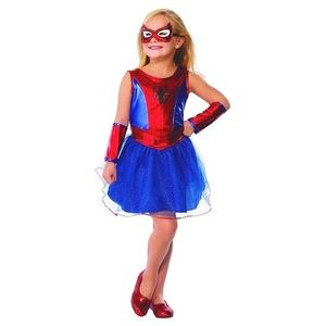 Other - Spider Girl Tutu Kids Halloween Costume New